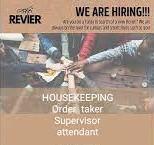 Revier Hotels Dubai, UAE Recruitment For Housekeeping Order Taker & Housekeeping Supervisor | Apply Online