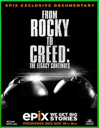 From Rocky to Creed: The Legacy Continues (2015)| 3gp/Mp4/DVDRip Latino HD Mega
