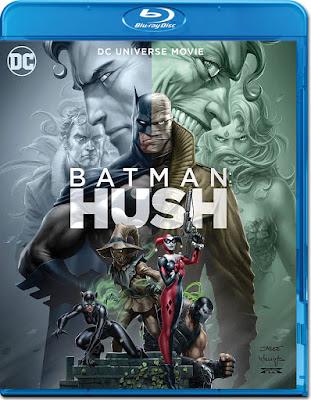 Batman Hush 2019 BDRip HD 1080p Dual Latino