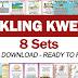 MAIKLING KWENTO (8 SETS) Ready to Print - FREE DOWNLOAD