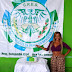 Rainha Patrícia Barros participa de entrega de cestas básicas à comunidade da Praça da Bandeira