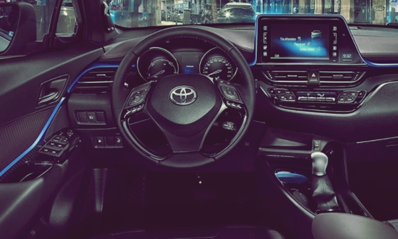 2018 Toyota Chr Price Specification Interior