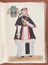 Episcopal Prelatial Dress in Eighteenth Century New Spain