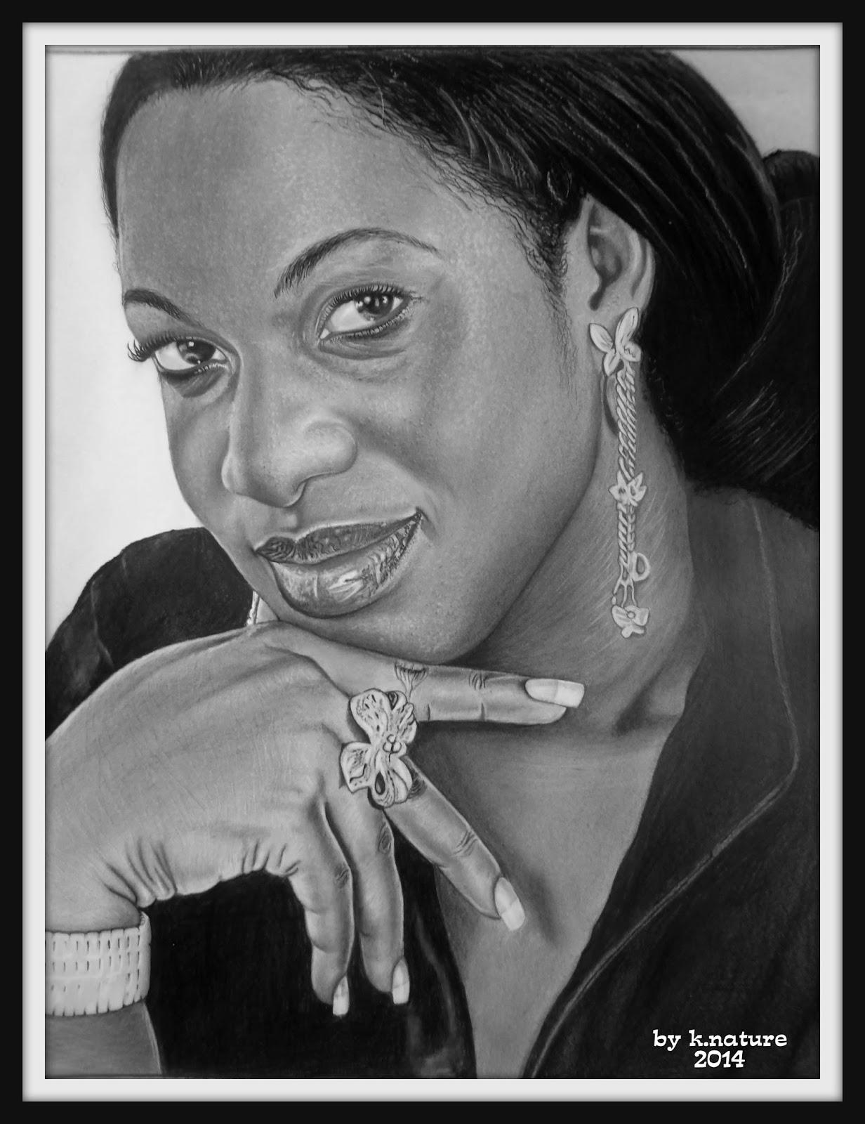 Kwabnat art gallery hyper realistic pencil shading