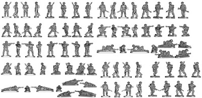 British Infantry Renders picture 3
