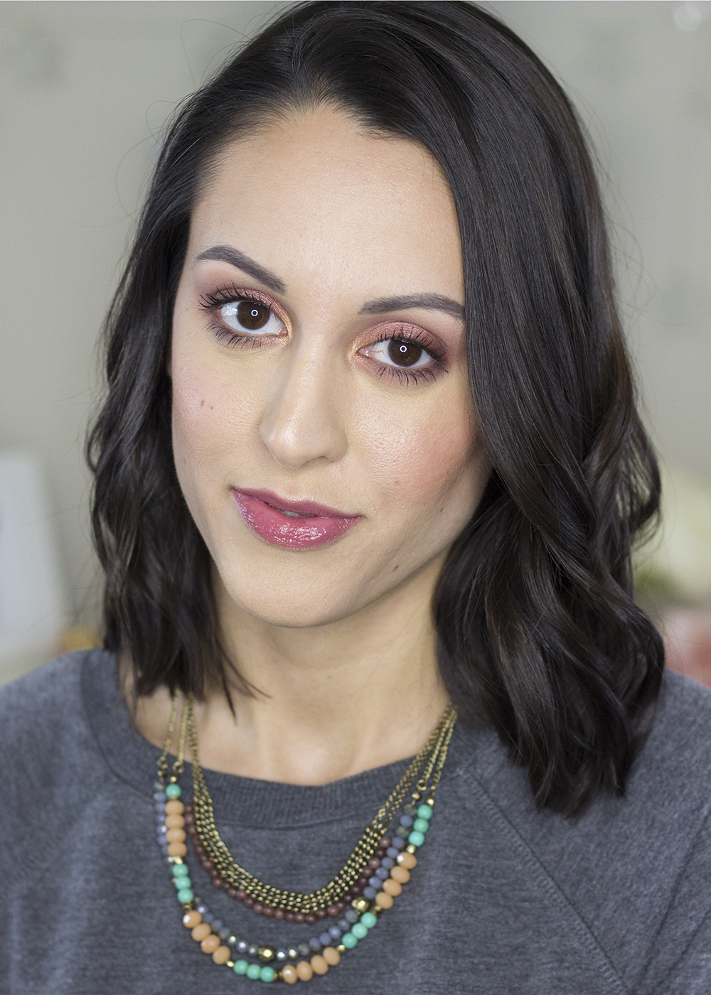 A Spring-ready makeup look using the latest launches from BareMinerals