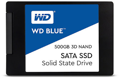 WD Blue 3D 500 GB