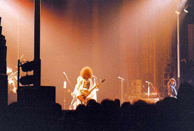 Twisted Sister on stage the night of April 6, 1979 at The Palladium. Too fuckin' cool!
