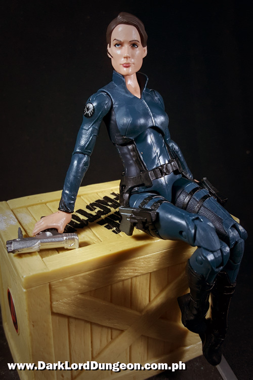 Marvel Legends Avengers Maria Hill - Cobie Smulders - Action Figure Review