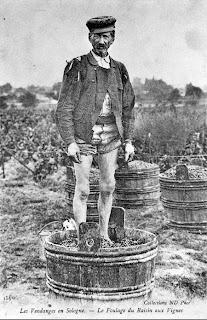 Primeira fotogarfia publicada no artigo Vale do Loire em 1900 - Uma Viagem no Tempo