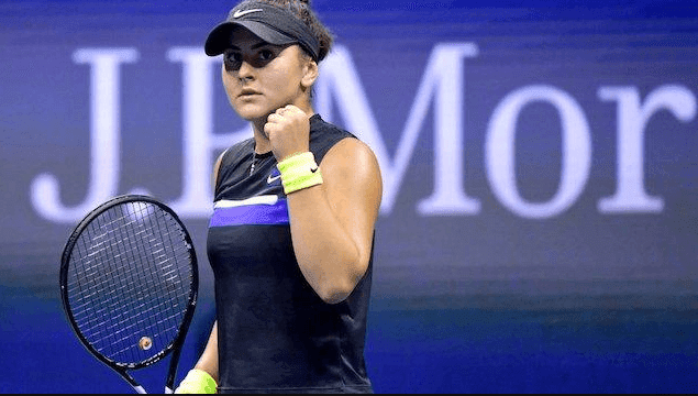 Canadian Bianca Andreescu Qualifies For US Open Quarterfinals