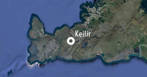 Vulcano Keilir, Islanda occidentale