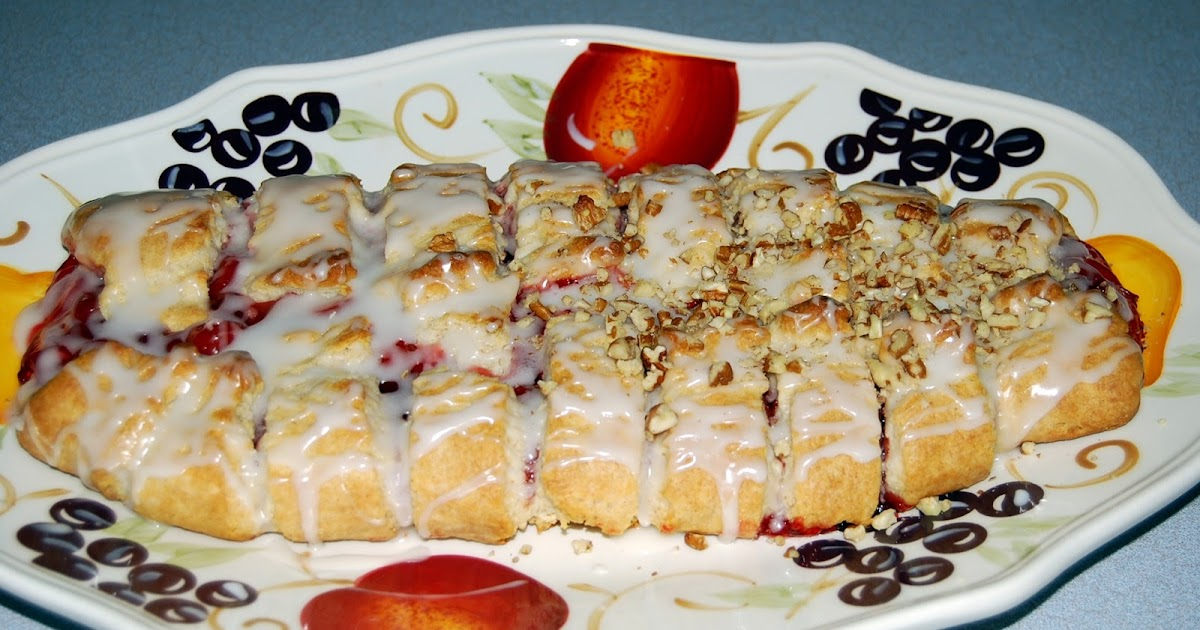 Bisquick Coffee Cake With Jam