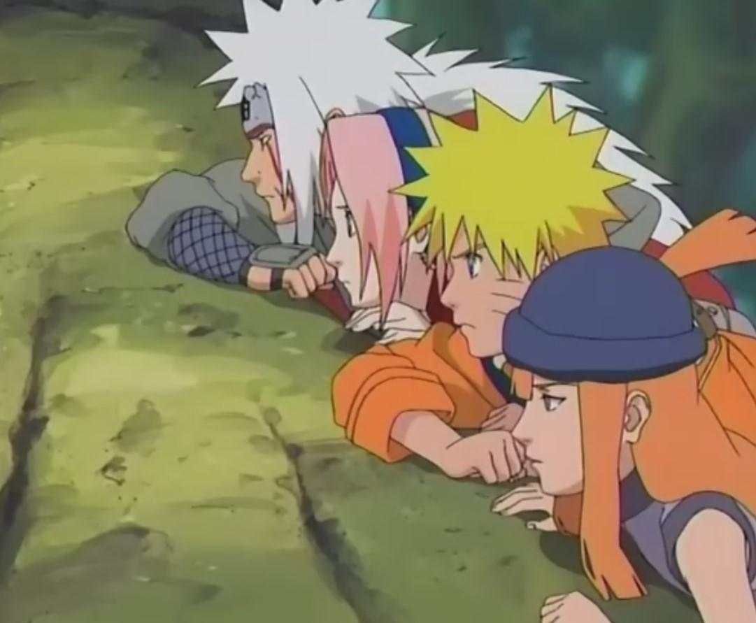 Naruto Clássico: Episódio 139 – Puro Terror! A Casa de Orochimaru