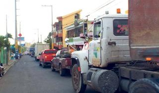 Intrant prohibirá circulación en todo el país de vehículos de carga durante fiestas de fin de año