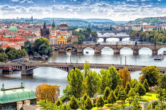 Praga. República Tcheca
