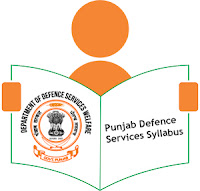Punjab Defence Services Syllabus