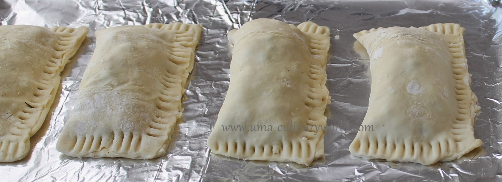 Stuffed Pastry