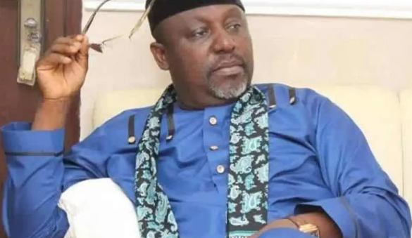 Imo probe: Uzodinma is after me, my family, Okorocha raises alarm
