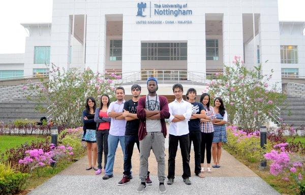 منحة تمولها جامعة نوتنغهام لفائدة الطلاب الدوليين لدراسة البكالوريوس في ماليزيا 2019-2020