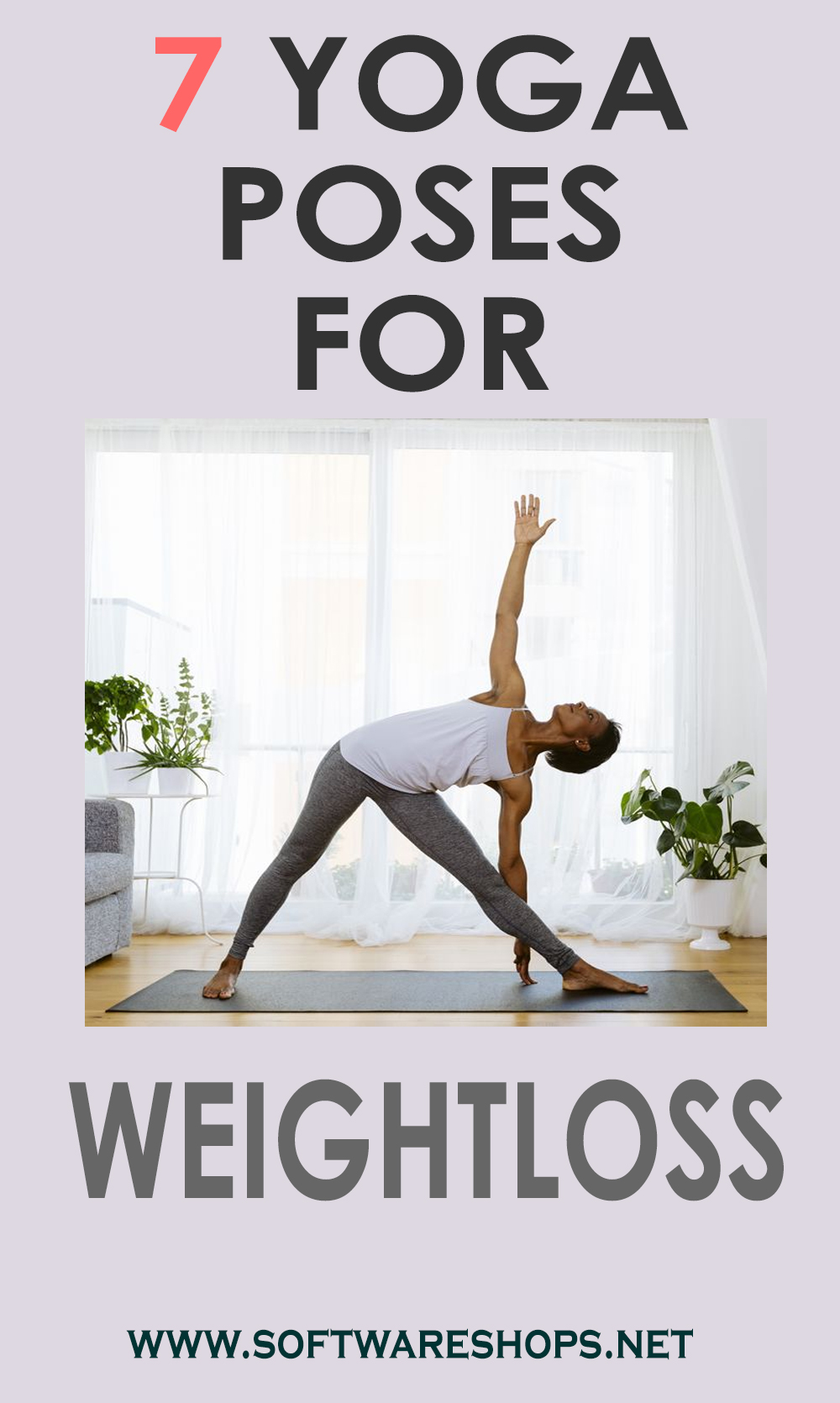 7 yoga poses to lose weight