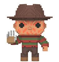 Pop! Horror: 8-Bit Freddy Krueger