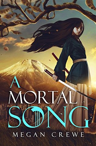 A Mortal Song book cover