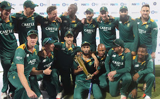 South Africa tour of India 5-Match ODI Series 2015