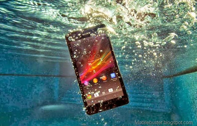 Waterproof and slimmest phone in world