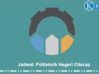 Jadwal Seleksi Politeknik Negeri Cilacap TA 2020/2021