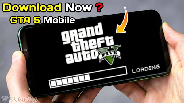 Download GTA 5 Mobile With All Mission | Download Real GTA V On Android And IOS