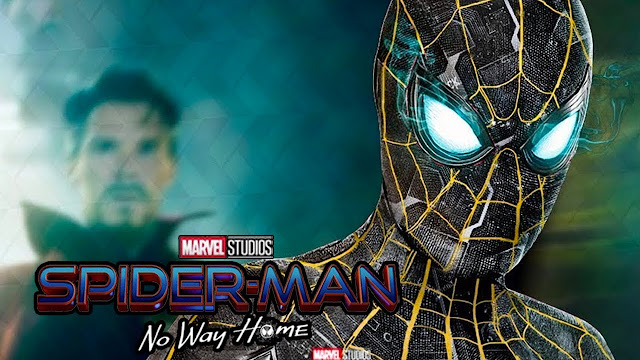 Marvel Entertainment and Sony Pictures Released Official Teaser Trailer for Spider-Man: No Way Home and Fans Are Excited