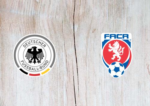 Germany vs Czech Republic -Highlights 11 November 2020