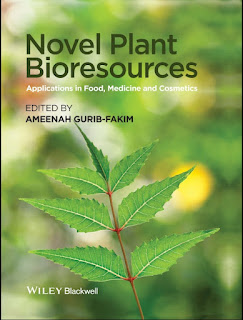Novel Plant Bioresources Applications in Food, Medicine and Cosmetics 1st Edition