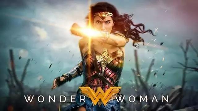 Wonder Woman Movies HD Image Poster