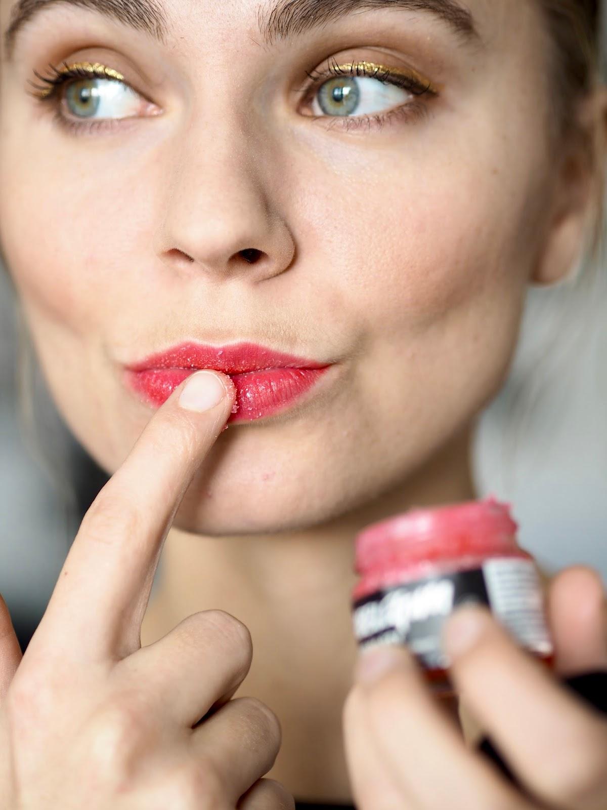 lush recenzia kozmetiky