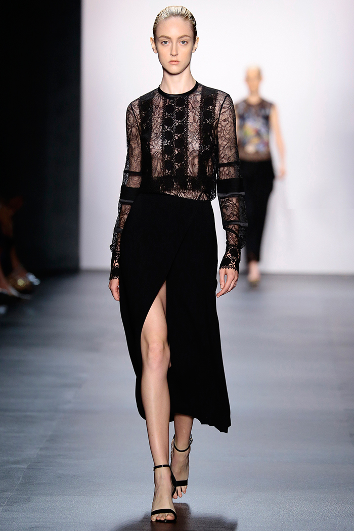 Spring 2016 Trends from Fashion Week Lingerie