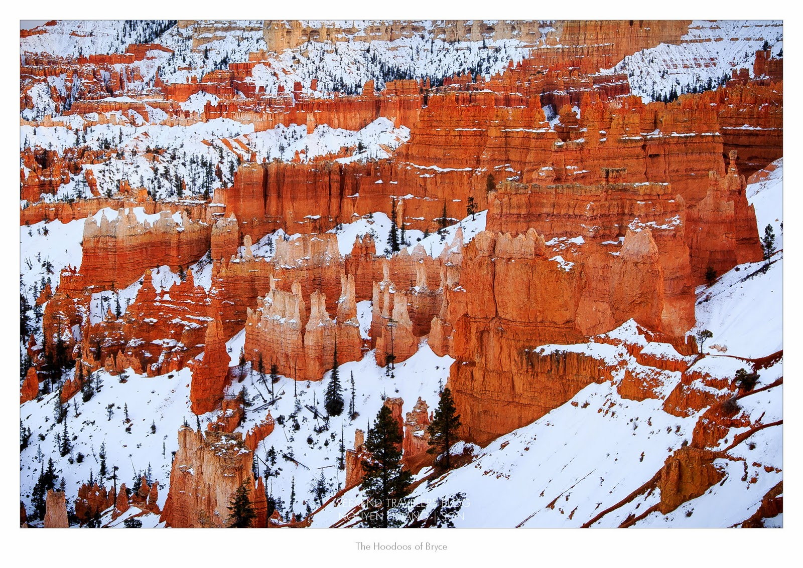 Bryce Canyon Magical Hoodoos