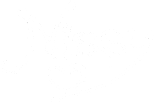 Nissy(西島隆弘)ロゴ 白