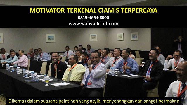 •             MOTIVATOR DI CIAMIS  •             JASA MOTIVATOR CIAMIS  •             MOTIVATOR CIAMIS TERBAIK  •             MOTIVATOR PENDIDIKAN  CIAMIS  •             TRAINING MOTIVASI KARYAWAN CIAMIS  •             PEMBICARA SEMINAR CIAMIS  •             CAPACITY BUILDING CIAMIS DAN TEAM BUILDING CIAMIS  •             PELATIHAN/TRAINING SDM CIAMIS