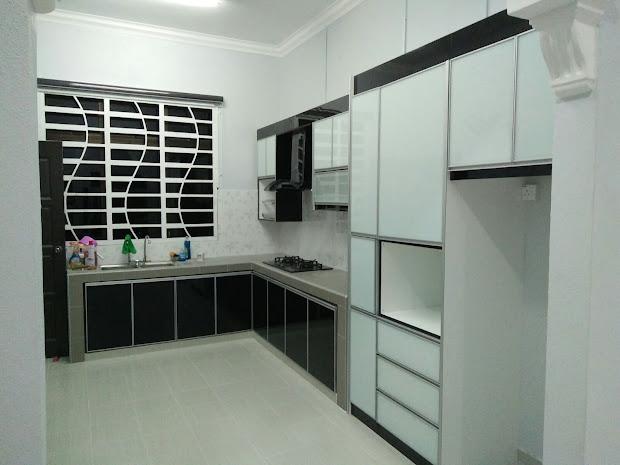 Contoh Sebut Harga Kabinet Dapur