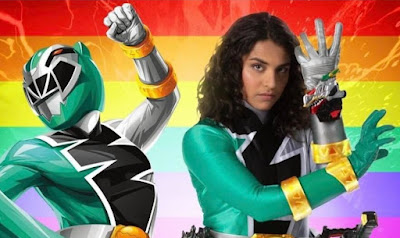 Izzy Revealed As First TV LGBTQ Power Ranger