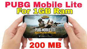 PUBG MOBILE LITE HIGHLY COMPRESSED DOWNLOAD APK+DATA