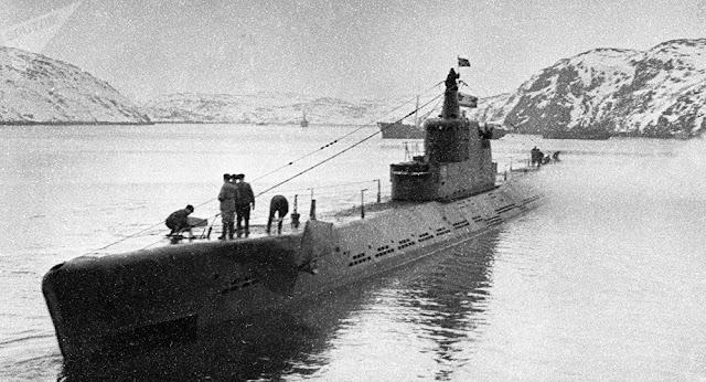 Encuentran dos submarinos soviéticos (1943)  en el fondo del mar Báltico - Video