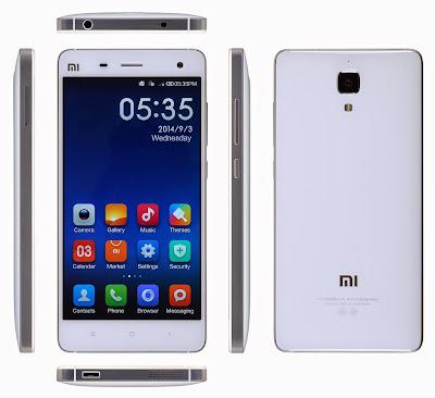 Spesifikasi Xiaomi Mi4 Terbaru