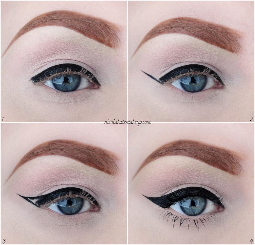 Nicola Kate Makeup: Eyeliner In 4 Easy Steps: Featuring ...