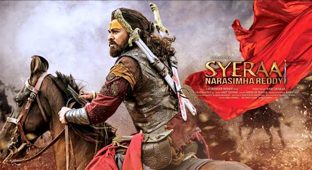 Sye Raa Narasimha Reddy Movie Review: An Appreciable attempt, SyeRaa Movie Review and Rating