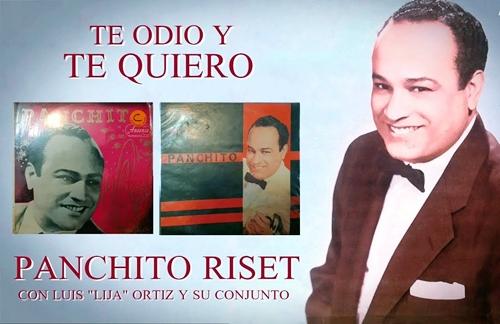 Te Odio Y Te Quiero | Panchito Riset Lyrics