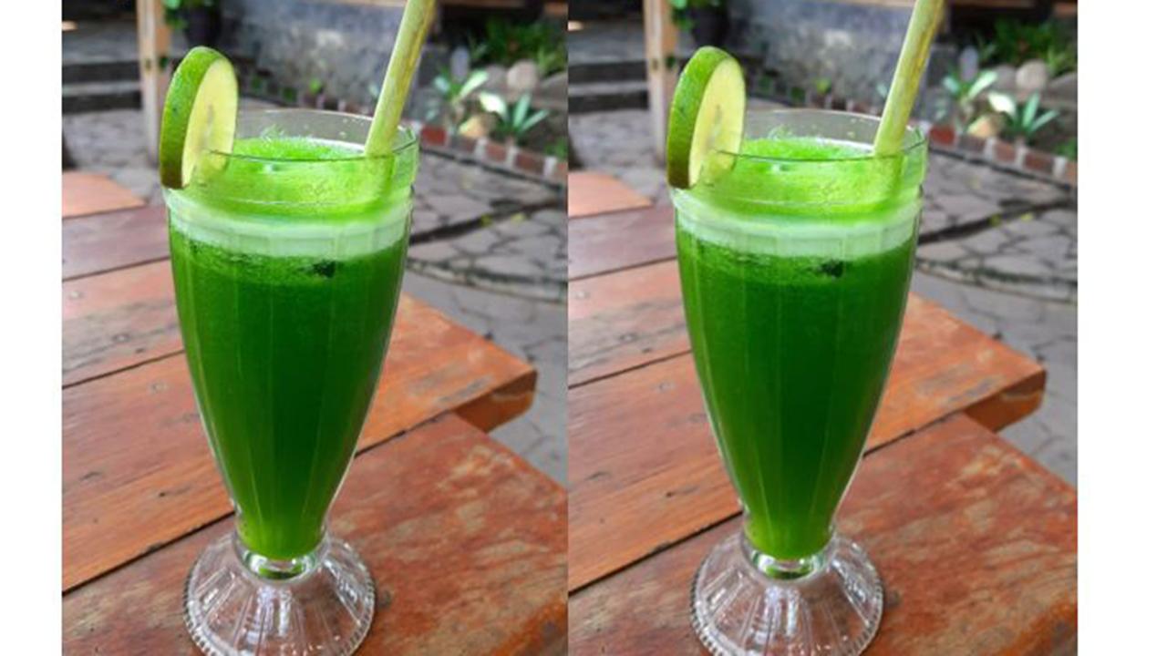 Minuman Khas RM Ponyo yang Bikin Nyegerin Badan