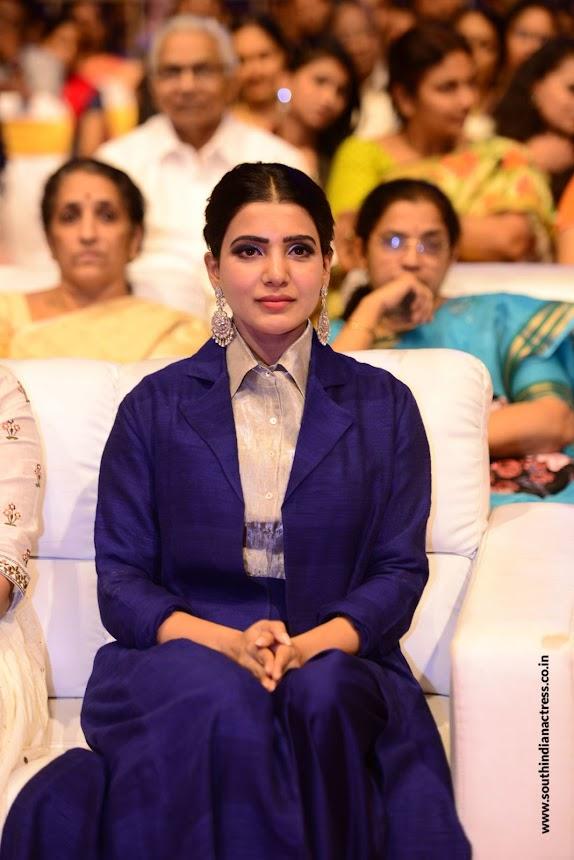 samantha at mahanati music launch 6